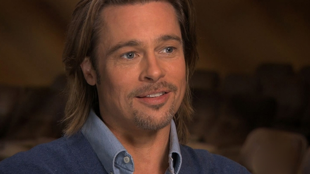 Brad Pitt: Moneyball almost didn't get made