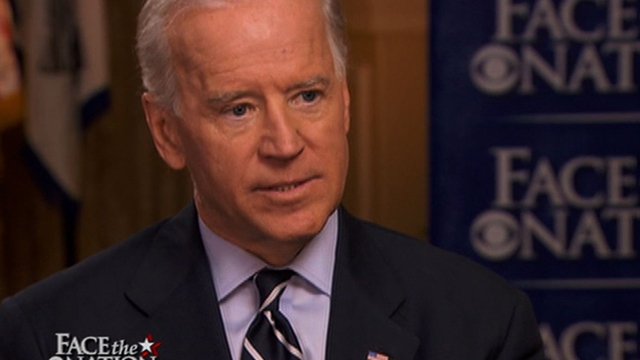 Biden talks contraception, Afghanistan, GOP