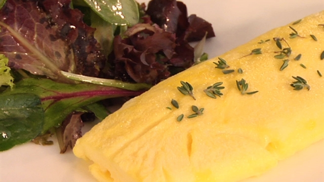 What's Cooking: The secret to restaurant-style omelets