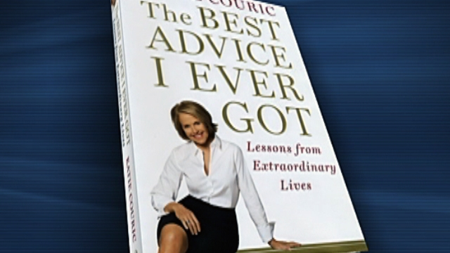 @katiecouric: The Best Advice I Ever Got