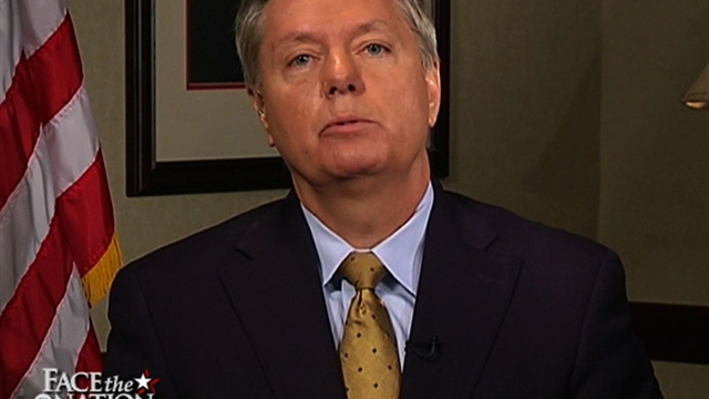 Graham: Debt crisis needs presidential leadership