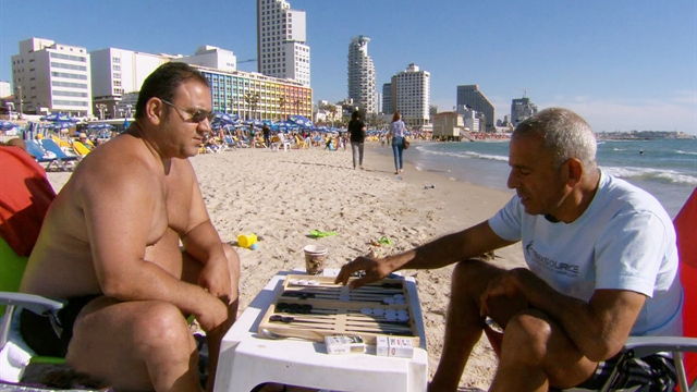 60 Minutes: Final Resting Place, Tel Aviv, The Many Meryls