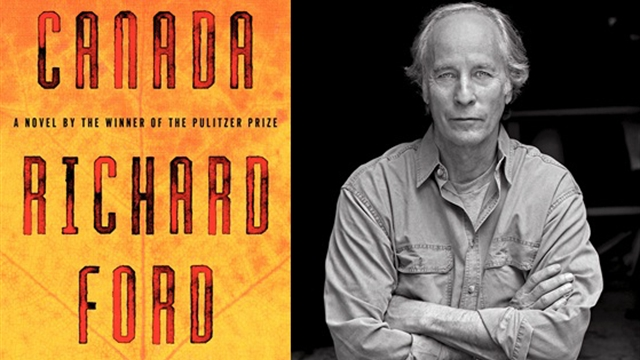 Richard Ford on how Canada inspired
