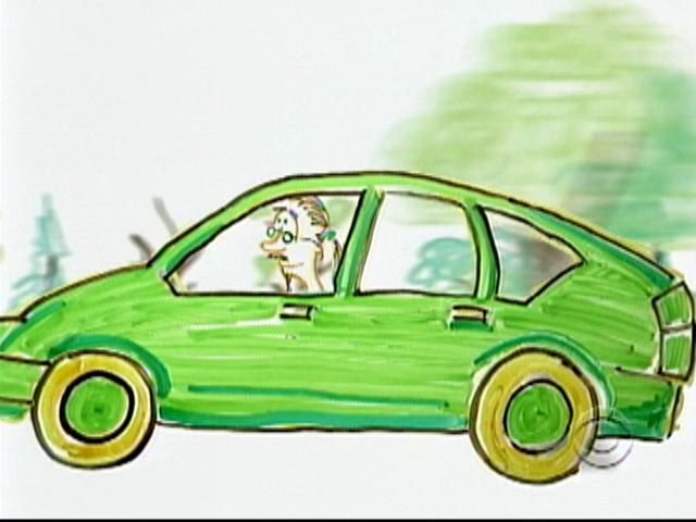 Fast Draw: Hybrid Cars