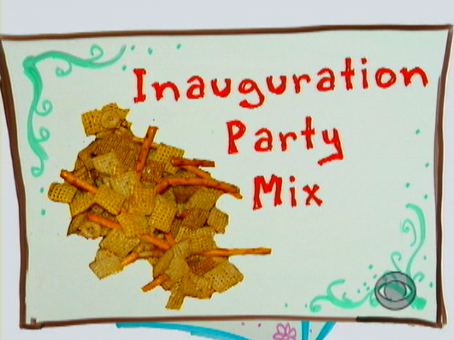 Throwing An Inauguration