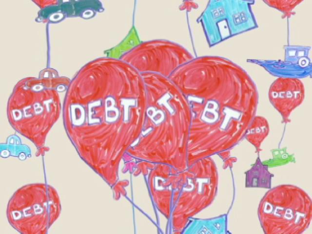 Fast Draw: Debt Balloons