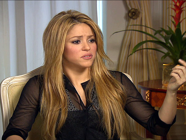 Shakira: 'I Know What I Stand For'