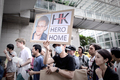 Edward Snowden receives friendly reception in Hong Kong