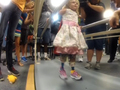 Health: Girl who lost feet in lawnmower accident walks again