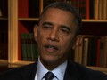 CBS This Morning Politics and Power: Obama on China growth: