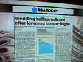 CBS This Morning: U.S. marriage rate dips to historic low