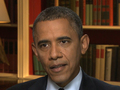 CBS This Morning Politics and Power: Obama on Syria: