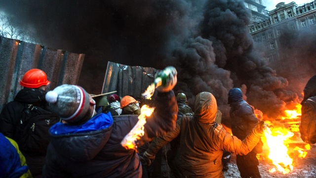 Is violence in Ukraine spiraling out of control?