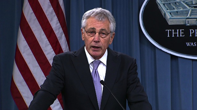 Hagel: Russia has