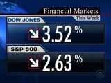 Markets see biggest two-day drop in seven months