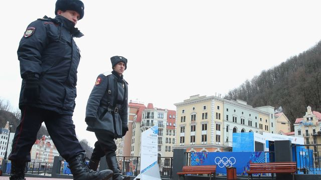 Regional security threats hang over Sochi Olympics