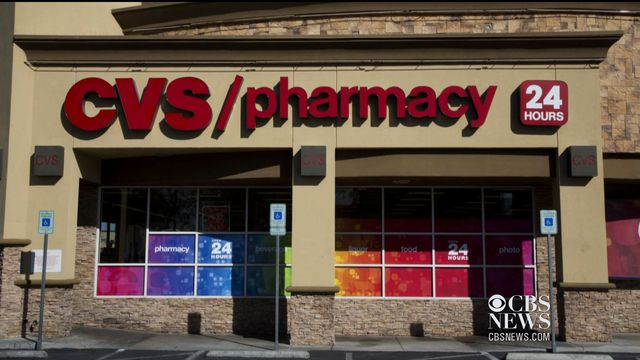 CVS to stop selling cigarettes