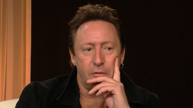 Julian Lennon remembers his father, the Beatles