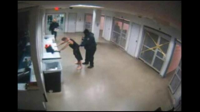 Justin Bieber police surveillance video released