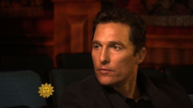 "Matthew McConaughey on ""Dallas Buyers Club"""