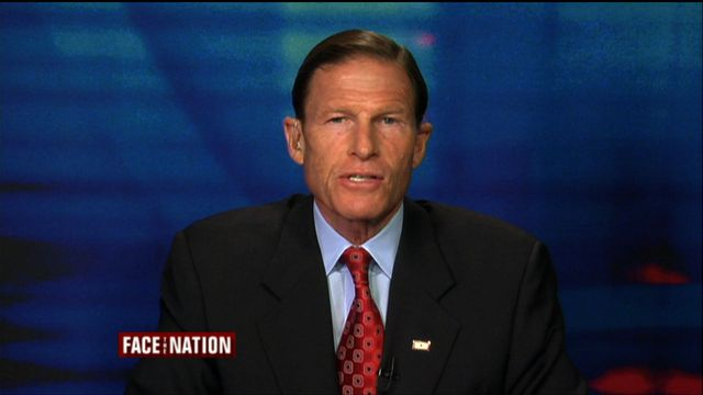 May 25: Blumenthal, Thune, Kinzinger