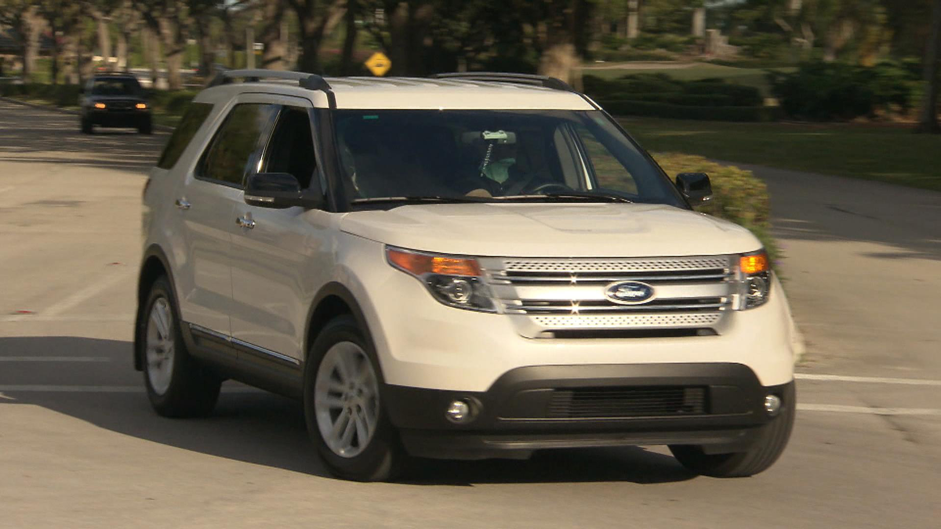 Watch CBS This Morning Ford Explorer leaking exhaust Full show