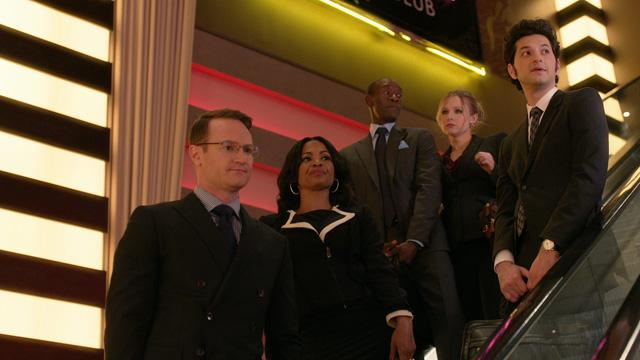 House of Lies: Stuff of Legends