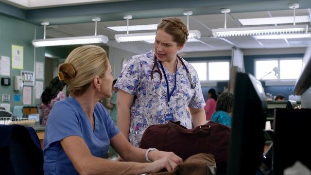 Nurse Jackie: The Whole Team