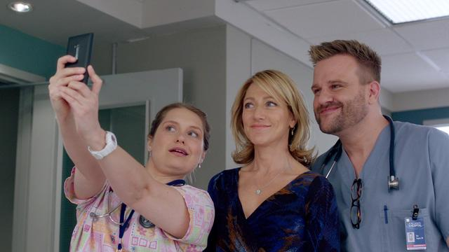 Nurse Jackie: Going on a Date