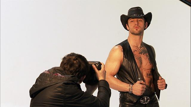 Gigolos: Calendar Photo Shoot