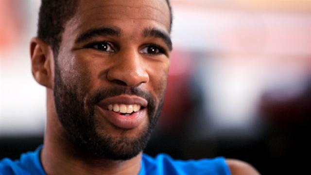 Boxing: Lamont Peterson: Its About Respect