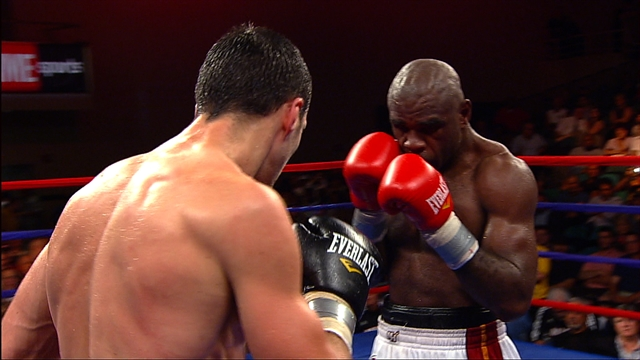Froch vs. Johnson: The 8th Round
