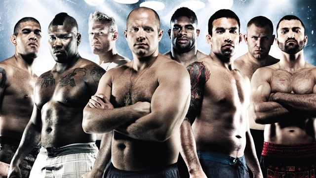 Tournament: Strikeforce Heavyweights