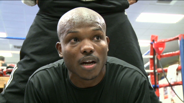 Timothy Bradley: Training Routine