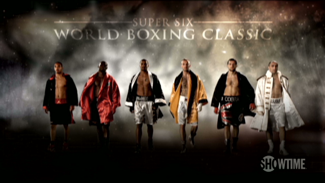 Super Six World Boxing - Steve Farhood