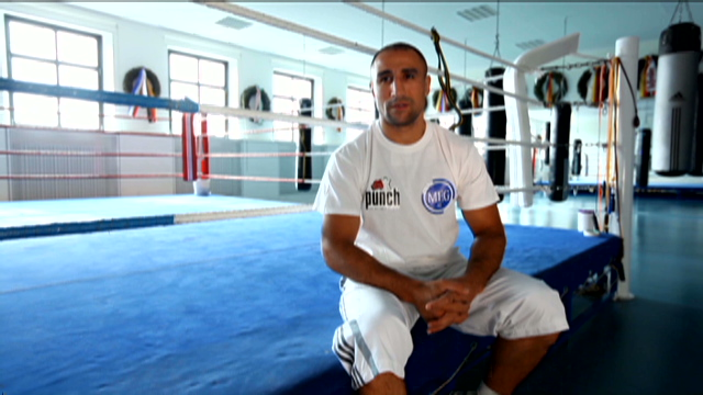 FIGHT CAMP 360: Arthur Abraham