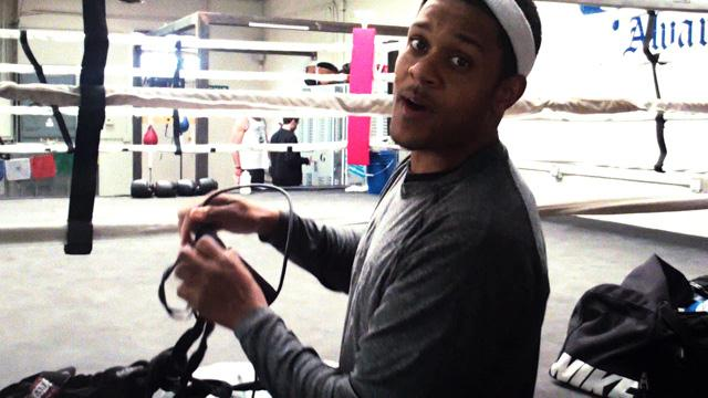 Ray Donovan: Pooch Hall Video Diary #2