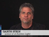 Garth Stein: What Are You Reading?