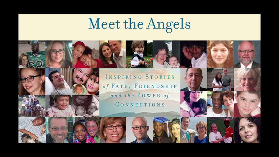 ANGELS ON EARTH -- Inspiring Stories of Fate, Friendship, and the Power of Connections