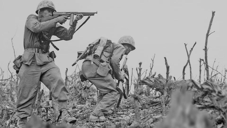The Pacific Campaign