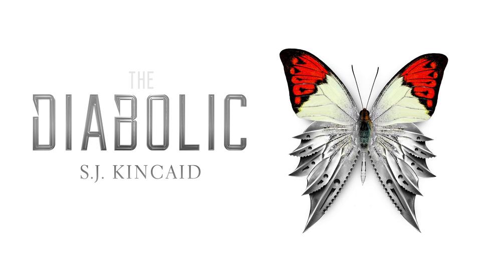 THE DIABOLIC Book Trailer