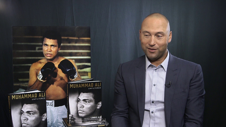 Derek Jeter and Lonnie Ali in Conversation: Muhammad Ali's Impact On the World