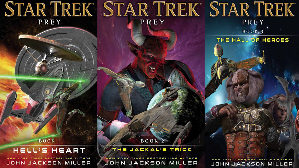 John Jackson Miller discusses Star Trek Prey at New York Comic Con