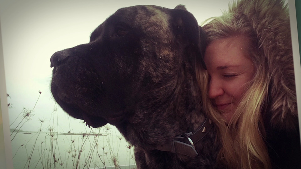 Learning Unconditional Love from a Very Large Dog