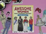 Girls Celebrate Women's History Month