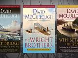 David McCullough's Triumphant Trilogy