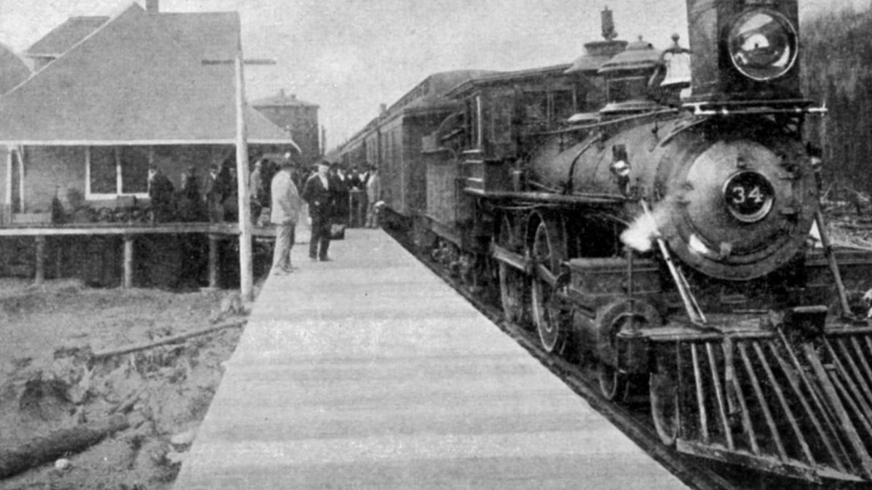 The Railroads That Changed the Nation