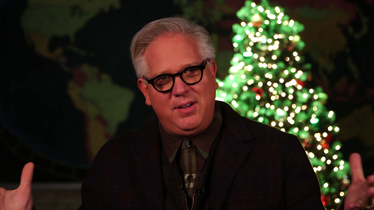 Glenn Beck on Appreciating Christmas