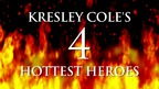 Kresley Cole's Four Hottest Heroes