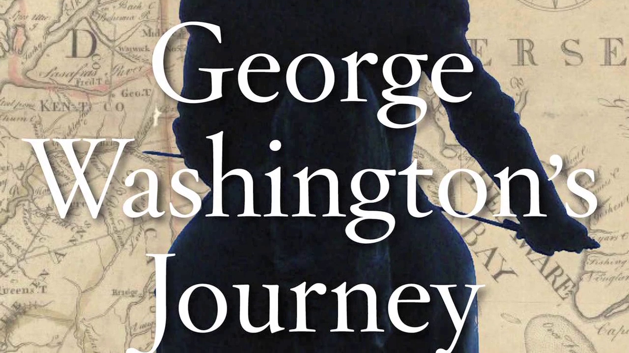 'George Washington's Journey' that United the States